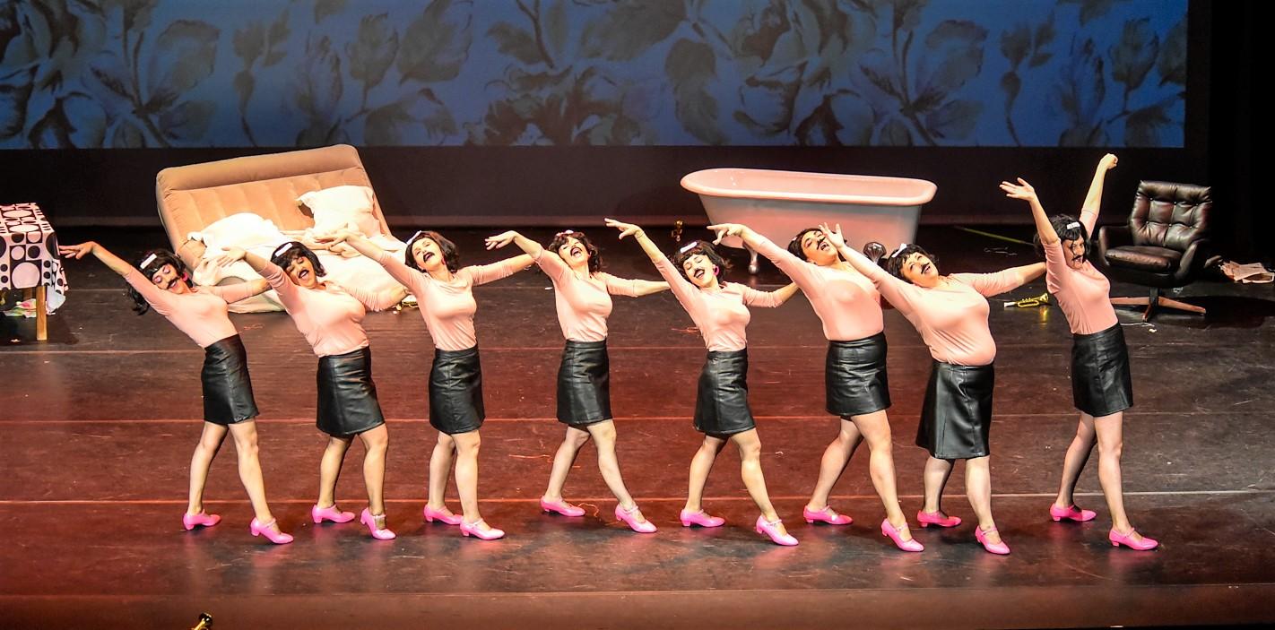 Gala de Danza Liceo La Paz - 19p
