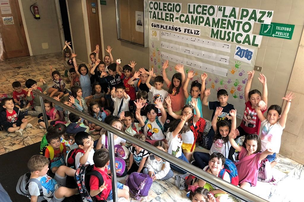 Campamento Musical 2018 - 19p